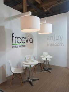FREEVIA STAND 3