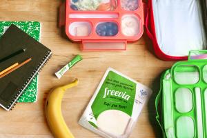 Healthy Snacks για το σχολείο